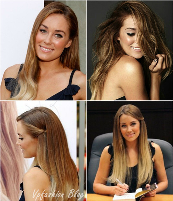 transform brown to blonde hair