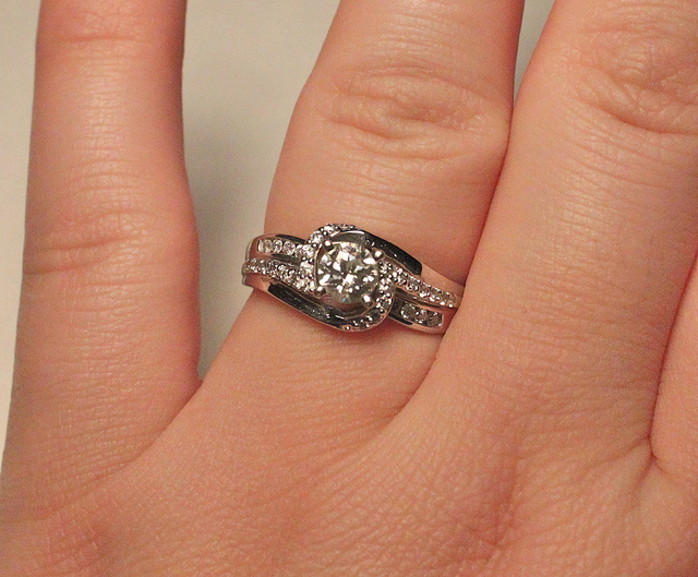 The True Essence Of Engagement Ring Finger