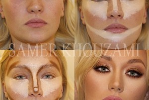 How to Contour your Face