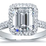 Emerald Cut Diamond Rings | A Guide to Shop