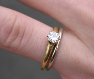 Different Styles of Diamond Solitaire Ring